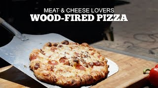 Wood-Fired Pizza | Meat & Cheese Lovers